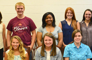 2015-2016 PH Scholars